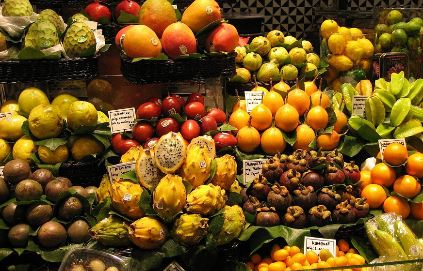 Бизнес-идея по продаже экзотических фруктов