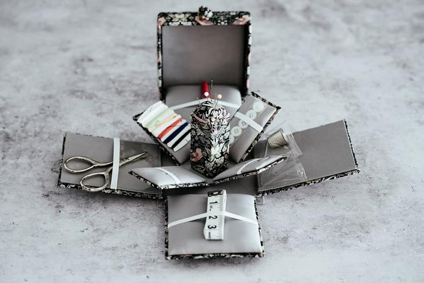 Бизнес-идея по изготовлению коробок-сюрпризов