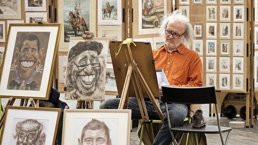 Бизнес-идея по продаже портретов и фотосувениров